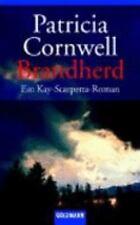 Brandherd (Kay Scarpetta) (German Edition)