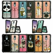 For Lg Stylo 5 / Sylo 5 Slim Protective Case - Pet Designs