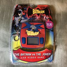 The Batman Batarang Battle LCD Video Game 2005