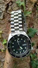 Seiko 6548, Divers Stainless Steel Bracelet, Gen Seiko/Stelux Nos, Bracelet Only