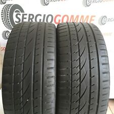 2x 255/50 R19  255 50 19  2555019  103W, CONTINENTAL ESTIVE, 4,5-4,3mm, DOT.1715