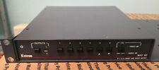 Extron MAV 62 Video/S-Video and Audio Matrix Switcher 62 6x2   #L68