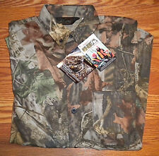 Walls Liberty Youth Camo Hunting Shirt Advantage Timber (size XL regular Junior)