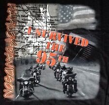 Harley Davidson 95Th Anniversary Shirt Nwot Men's large