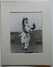Ted Williams 11 X 14 Matted Photograph