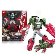 WEI JIANG The Chief Army CHAMPSOSAURS Robot Force Toys Kids Christmas Gift
