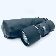 Tokina AT-X 300mm F4 Autofocus Prime Lens for Canon EOS ✈FedEx✈#130805