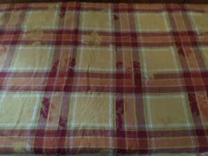 BETTER HOMES AND GARDENS 60X84 OBLONG FALL TABLECLOTH