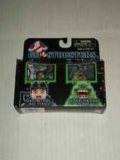 Diamond Select Minimates GHOSTBUSTERS 2 RAY STANTZ & GLOW IN THE DARK SLIMER