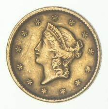 1851 $1.00 Liberty Head Gold Coin *371