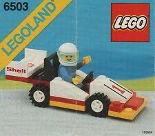 Lego Ville sprint racer (6503) (vintage)