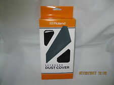 roland keyboard dust cover stretchable drawstring 61-76 key medium keyboard