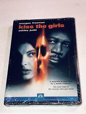 Kiss the Girls (DVD, 1998,) Morgan Freeman Ashley Judd 11K