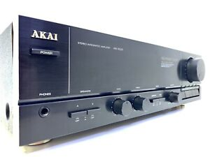 AKAI AM-A535 Stereo Amplifier 120 Watts RMS Vintage 1988 Working 100% Good Look