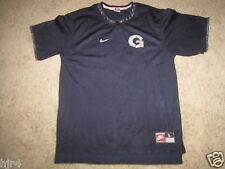 Georgetown Hoyas Basketball Game Warmup Jersey Medium Med