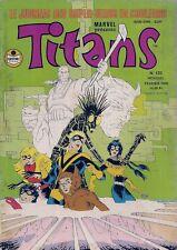 BD--TITANS N° 133--STAN LEE--LUG / FEVRIER 1990