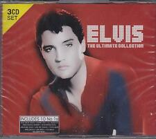 ELVIS PRESLEY - ELVIS THE ULTIMATE COLLECTION on 3 CD'S
