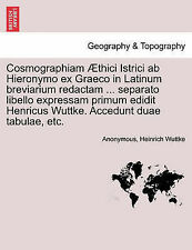 Geography Paperback Textbooks in Latin
