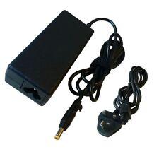 FOR HP PAVILION DV5000 DV6000 TX1000 TX2000 LAPTOP ADAPTER PSU + LEAD POWER CORD