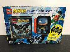 Nintendo DS LEGO BATMAN Game & Funko Pop LIMITED EDITION Vinyl Figure GID