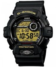 G-Shock Favourite Mens Black Shock Resistant Sports Watch. G8900-1