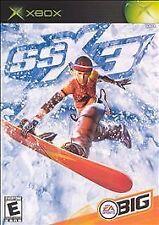 SSX 3 (Microsoft Xbox, 2003)