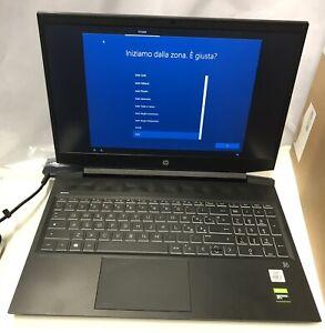 """HP Pavilion Gaming 16 Core i7 10gen 16.1"""" ssd 512gb 16gb ram GTX 1650Ti a0019nl"""