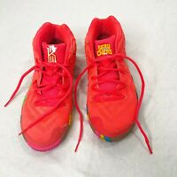 """Nike Kyrie 4 GS """"Lucky Charms"""" Shoes BV7793-600 Cereal Pack Boys Youth Size 7"""