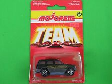 Majorette Team Jeep Cherokee Limited Surfboards Thailand #224 1:60 Scale New Pkg