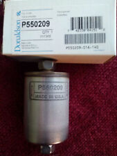 Fuel Filter Donaldson P550209 - Chevrolet - GMC - 1999-2001