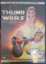 THUMB WARS THE PHANTOM CUTICLE RARE DVD STAR WARS SPOOF STEVE OEDEKERK MOVIE OOP