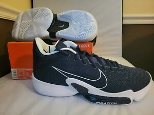 Nike Zoom Rize 2 TB Promo Men Shoes CZ5023 400 College Navy White Size 17
