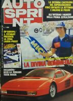 AUTOSPRINT N.40 1984