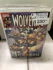 Wolverine (1999) #141-189, Annuals '99,'00,'01 VF/NM Complete Sequential Run Set