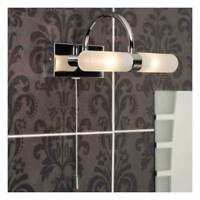 Forum Corvus Chrome Bathroom Wall Light Fitting BM080
