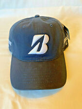 NEW Bridgestone Golf Tour B Tour Relax Cap Golf Hat Adjustable One Size NAVY