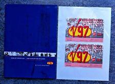 V97 Festival Original Official Programme + Two Tickets. Reef. Dodgy. Blur. Ash.