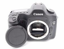 CANON EOS 5D 12.8MP 2.5''Screen Digital SLR Camera Body w/ Accessories