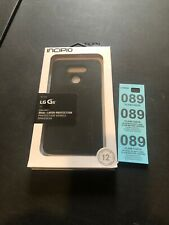 INCIPIO DualPRO Hard Shell Drop Protection Case  LG G6 Iridescent Black LGE342BG