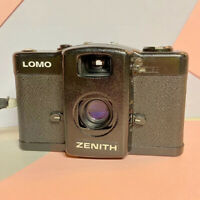 Lomography Russian Lomo LC-A 35mm Compact Film Camera, 32mm lens! Boxed Working