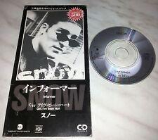 "CD SNOW - INFORMER - AMDY-5111 - JAPAN 3"" INCH - SINGLE"