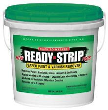 (4) ea Sunnyside Rs01 1 Gallon Ready Strip Plus Safer Paint & Varnish Remover