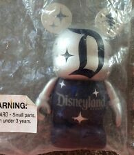 "DISNEY VINYLMATION 3"" TINKERBELL DLR ICON BLUE CHASER FROM CAST SERIES SET"