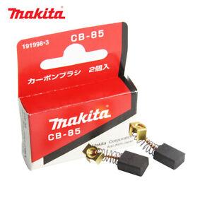 Makita CB85 Carbon Brushes for 6501LVR 670ON 6802BV 8410BV 9504BH 6805BV 430ISB