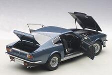 Autoart ASTON MARTIN V8 VANTAGE 1985 CHICHESTER BLUE in 1/18 Scale New In Stock!