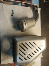 Briggs And Stratton Muffler 693593 And Cover 593953