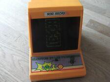 "Table top Romtec Mini arcade "" glouton et les monstres "" game watch"