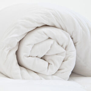 16.5 Tog Hollowfibre Duvet Quilt Extra Warm Winter Hypoallergenic Thick Luxury