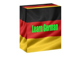 Learn to Speak German - Complete Introduction Language Course on 2 AUDIO CD's
