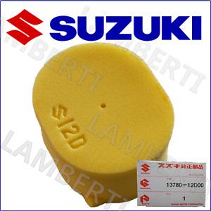 FILTRO ARIA ORIGINALE 13780-12D00-000 SUZUKI DR 650 1990 1991 1992 1993 1994